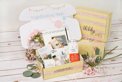 Photo for Box Insider article The Best Subscription Boxes for New Moms Perfect for Gifting in 2021