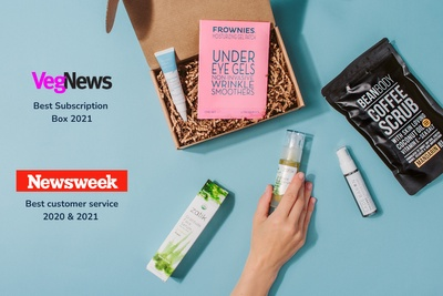 Vegancuts Monthly Beauty Box Photo 1