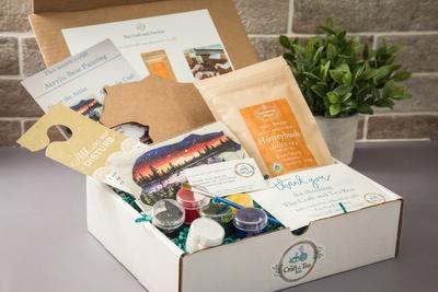 The Craft and Tea Box Photo 1