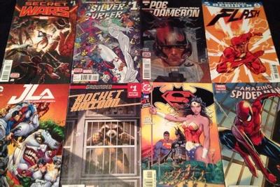 Comic Mystery Box Photo 3