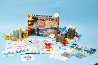 The Conundrum Box - Escape Room Game in a Box Photo 3