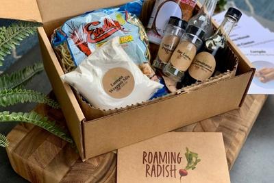 Roaming Radish Box Photo 2