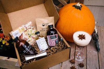 Monthly Mocktail Box - Raising the Bar Photo 1