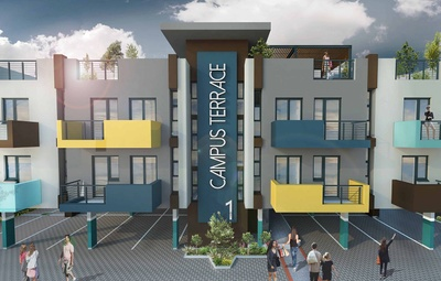 Campus Terrace