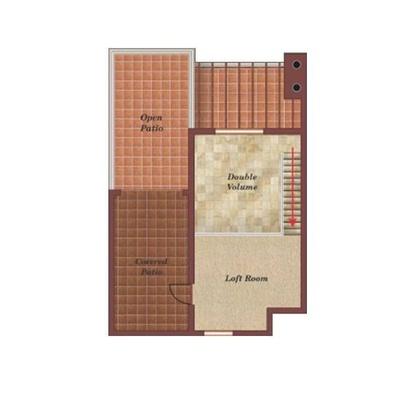 2 Bedroom Loft Apartments