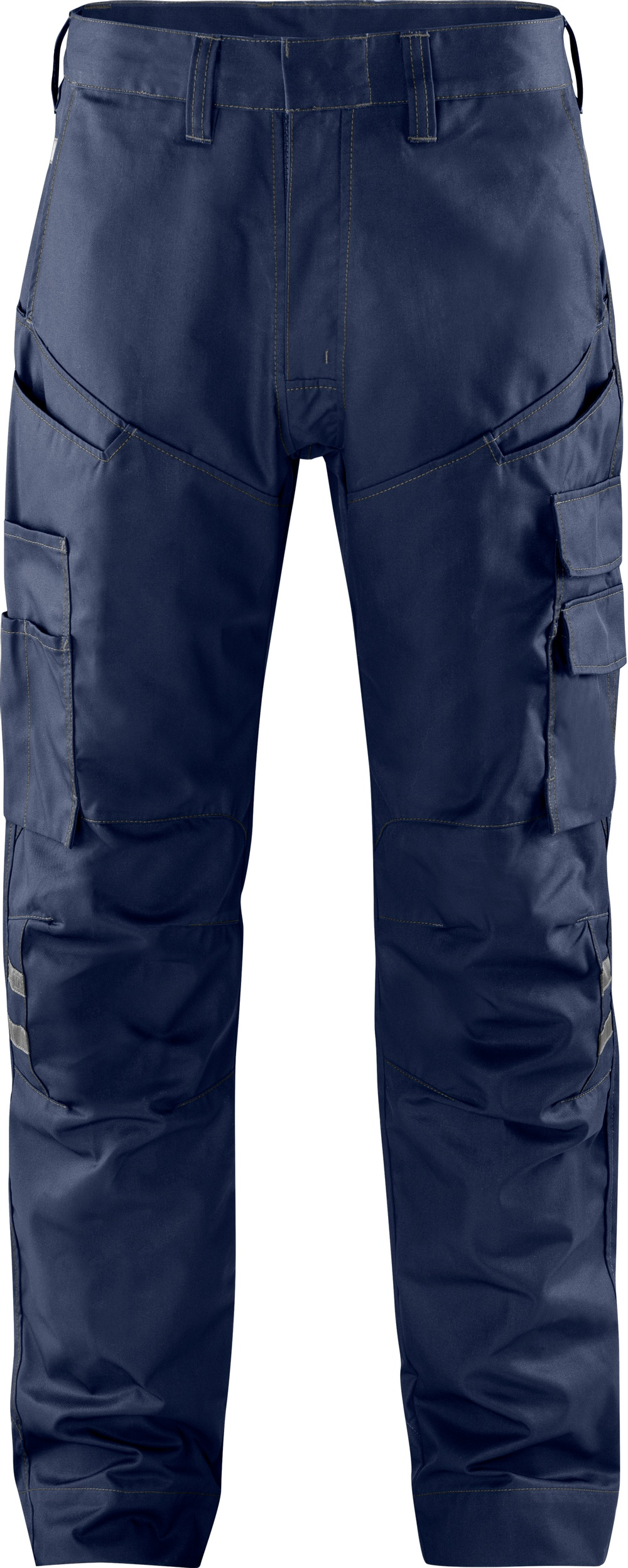 Fristads Green Fusion trousers have nearly half of the climate impact compared with conventionally produced trousers.