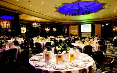 Dorchester banquet
