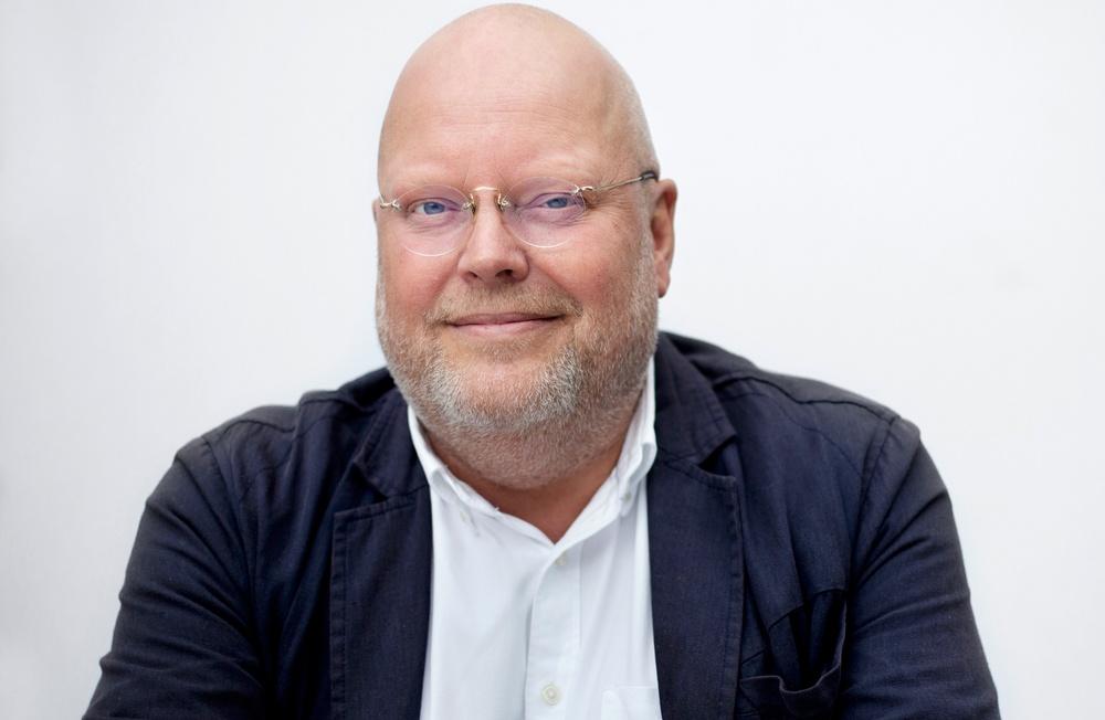 Tomas Eriksson, vd för Sinntaxis