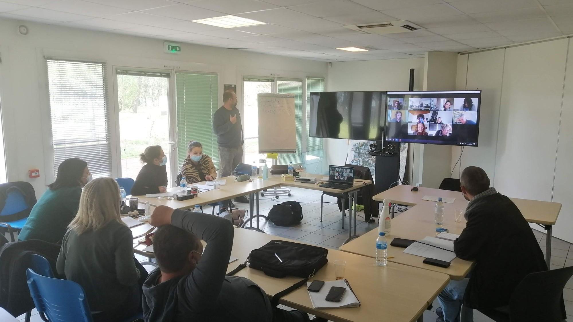 Représentation de la formation : IPS Méthode WORKING FIRST - 3 jours INTER MARSEILLE