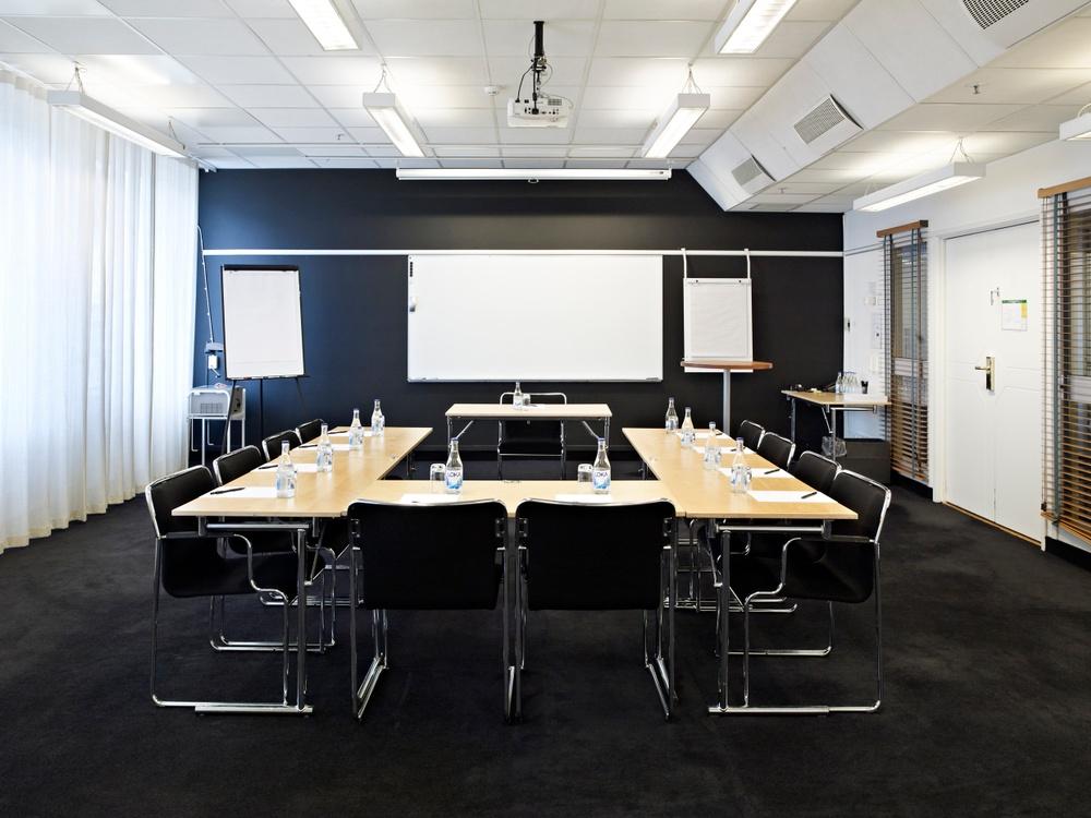 Konferensrum på Hotel Riverton i Göteborg