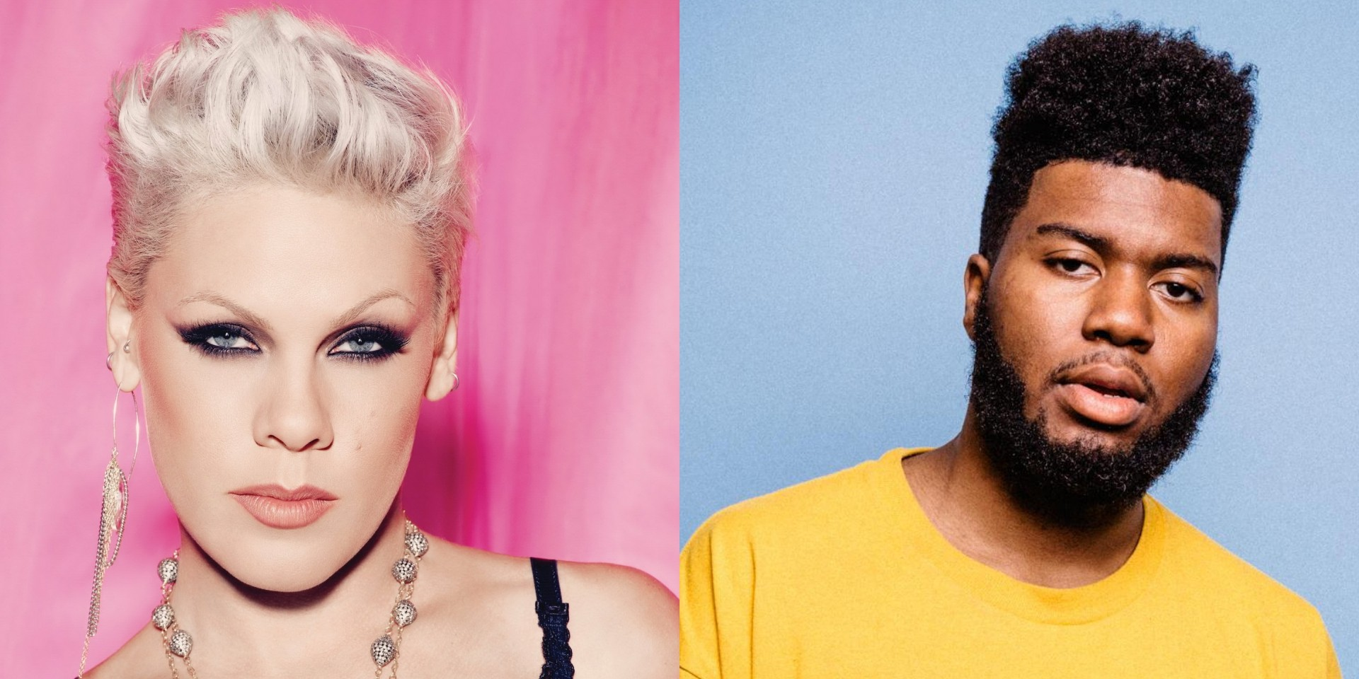 P!nk releases new single 'Hurts 2B Human' with Khalid – listen