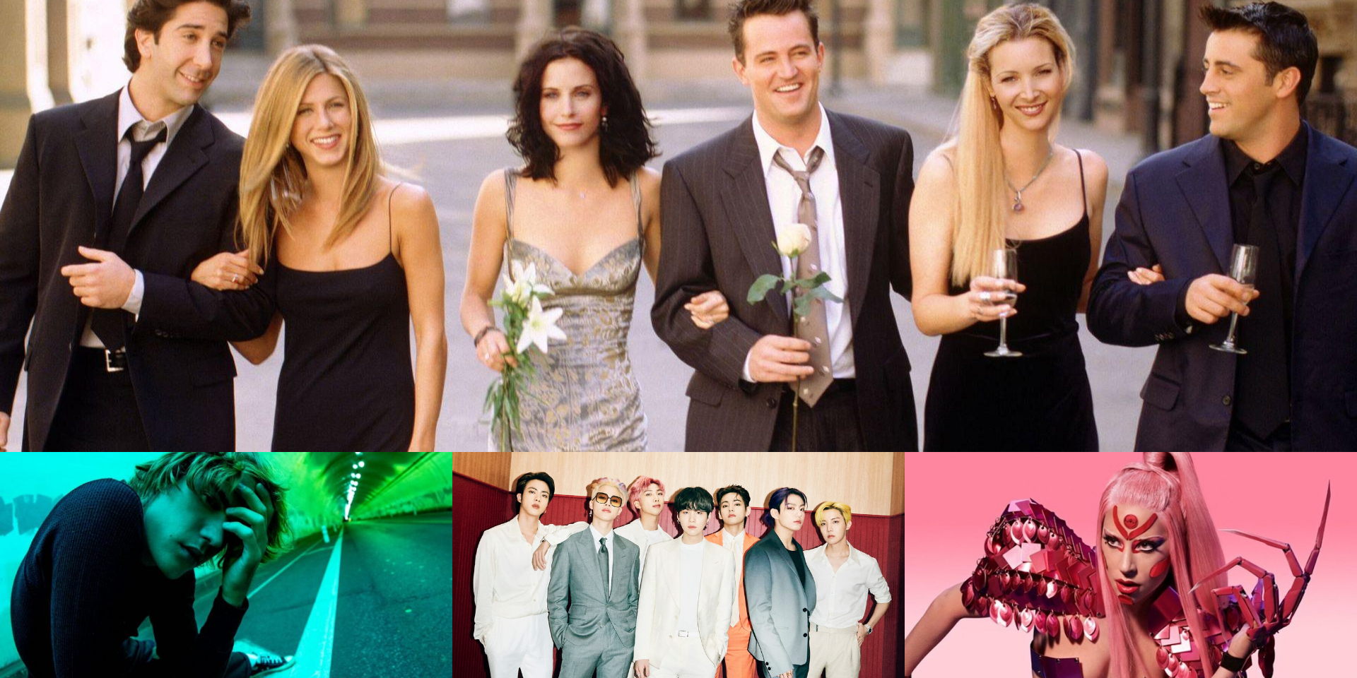 BTS, Justin Bieber, Lady Gaga, and more to appear on 'Friends: The Reunion'