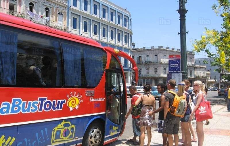 bus transportation in cuba