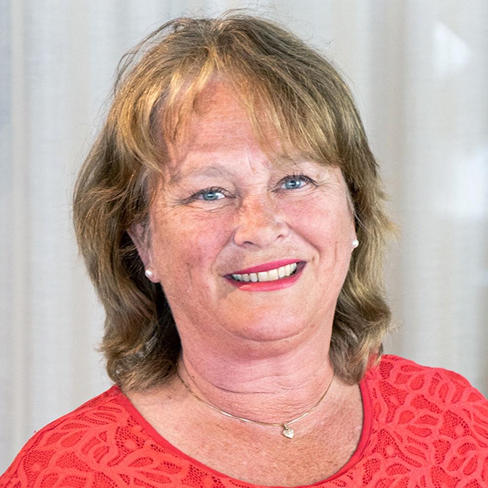 Cecilia Haslum personalchef