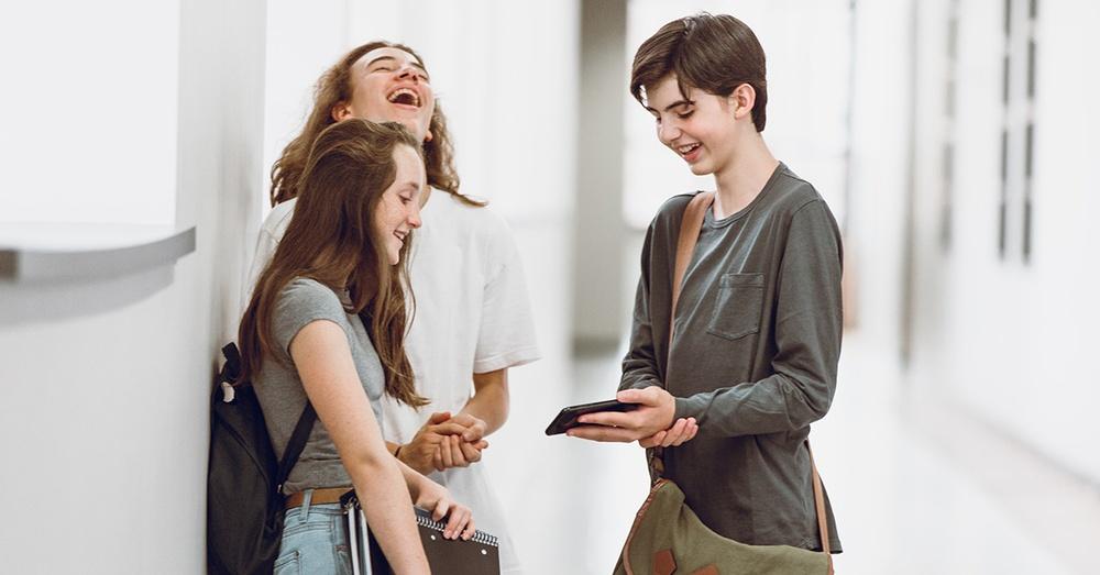 Elever vill ha mycket information inför gymnasievalet.