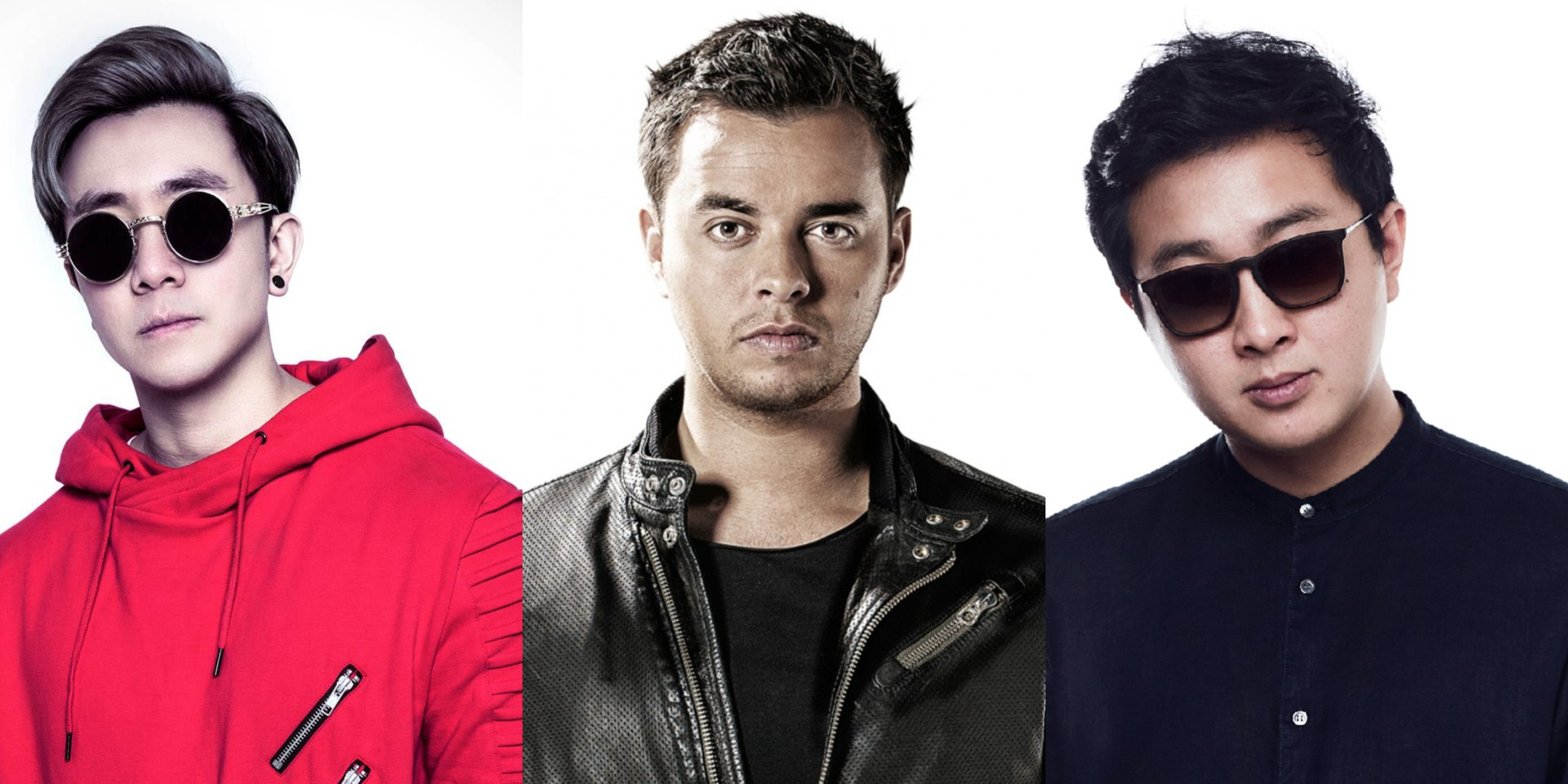 Quintino, Lincey, Inquisitive and more to perform at Songkran Music Festival in Singapore this April
