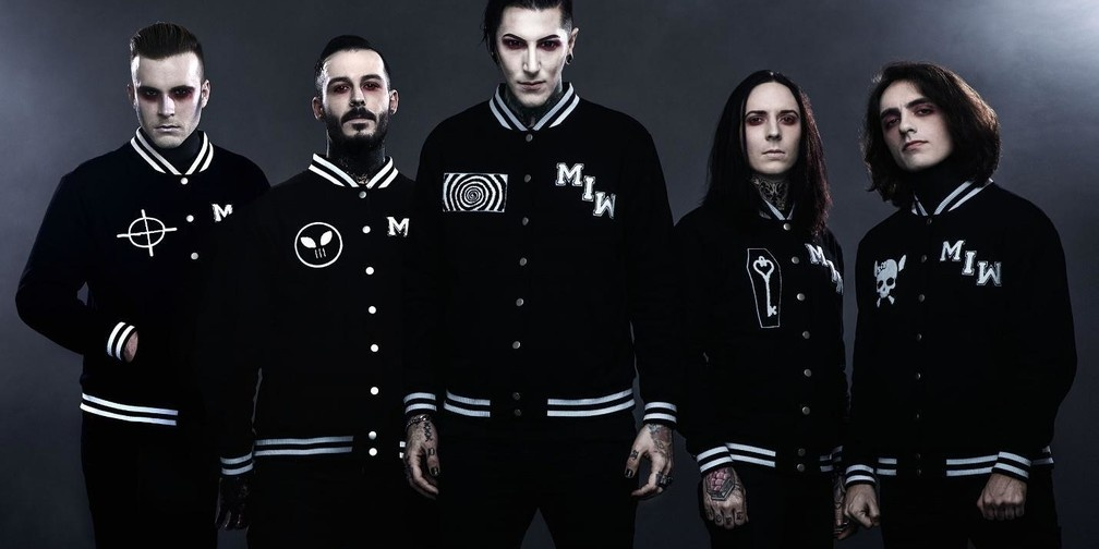 Motionless In White announces fifth studio album, releases two new singles 'Disguise' and 'Brand New Numb' – listen
