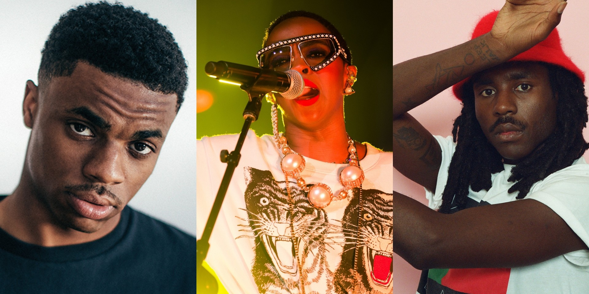 The Queen & Slim soundtrack features music by Ms. Lauryn Hill, Vince Staples, Blood Orange and others