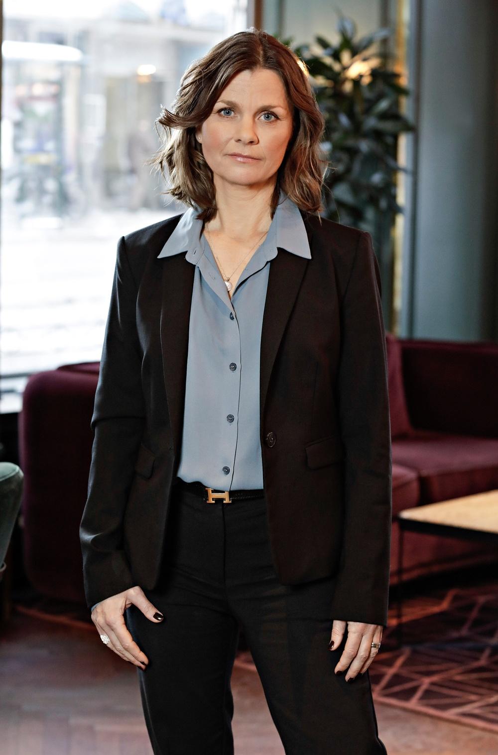 Anna Averud, CEO Truesec Group