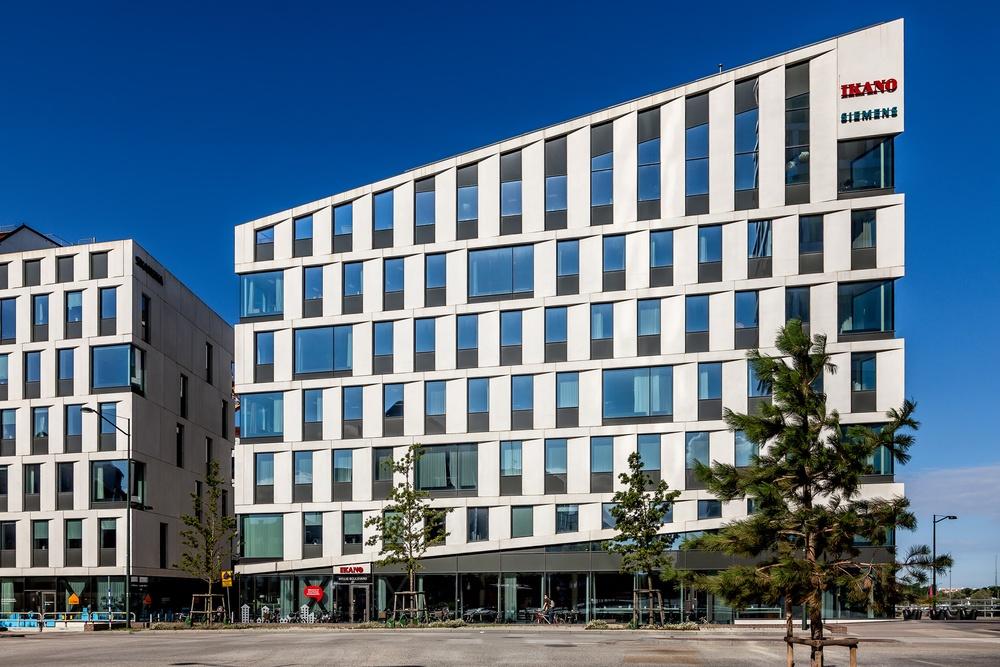 Ikano Bostads kontor Klipporna i Hyllie i Malmö. Foto: Magnus Grubb