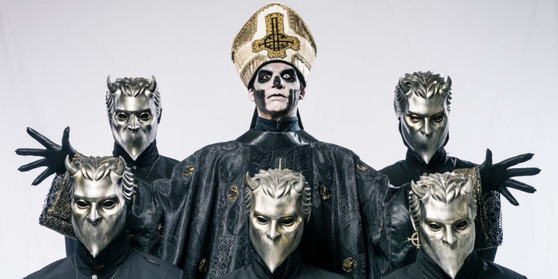 """Ghost to release """"darker and heavier"""" new album and possibly a full-length feature film"""