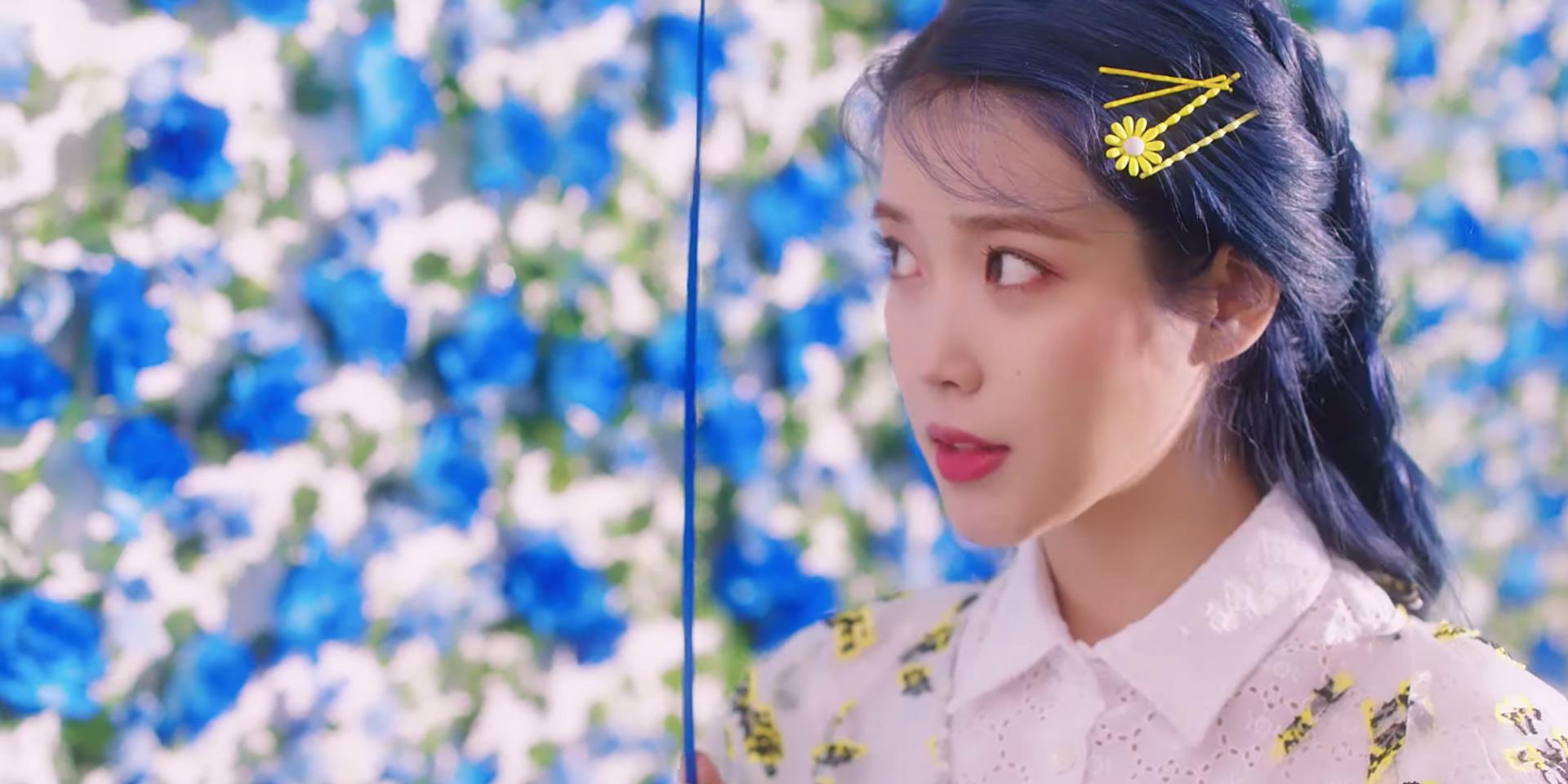 IU releases new EP, Love Poem