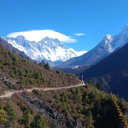 Everest Base Camp and back to Lukla by Helicopter-12 day