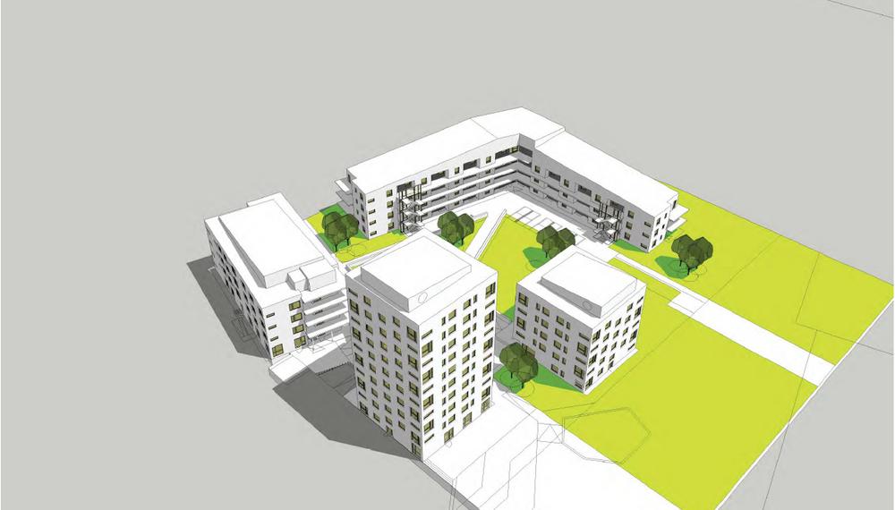 Illustration av Jais Arkitekter AB
