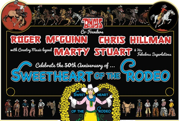 TBT - An Evening with Roger McGuinn, Chris Hillman and Marty Stuart & His Fabulous Superlatives - Thursday, September 20, 2018 - Doors: 6:30 PM