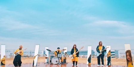 tricot play with color and mirrors in new '大発明' music video – watch
