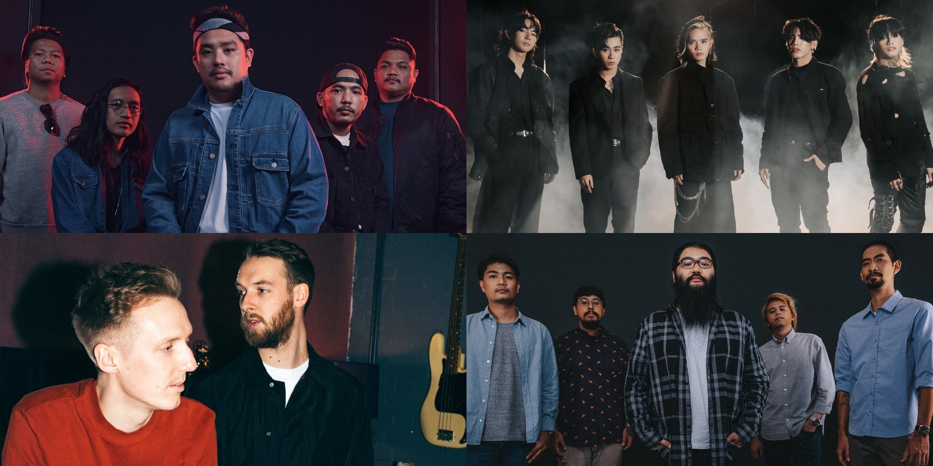 HONNE, SB19, December Avenue, I Belong to the Zoo, and more to perform at G Music Fest this weekend