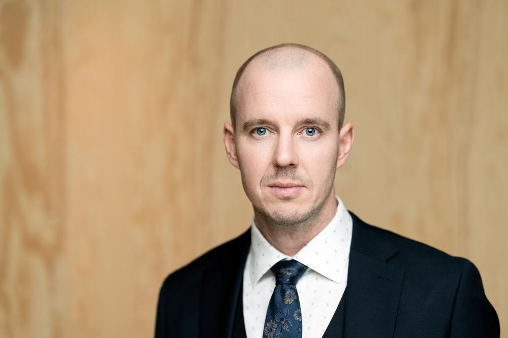 Advokat Jan Erik Jonasson, 2018.