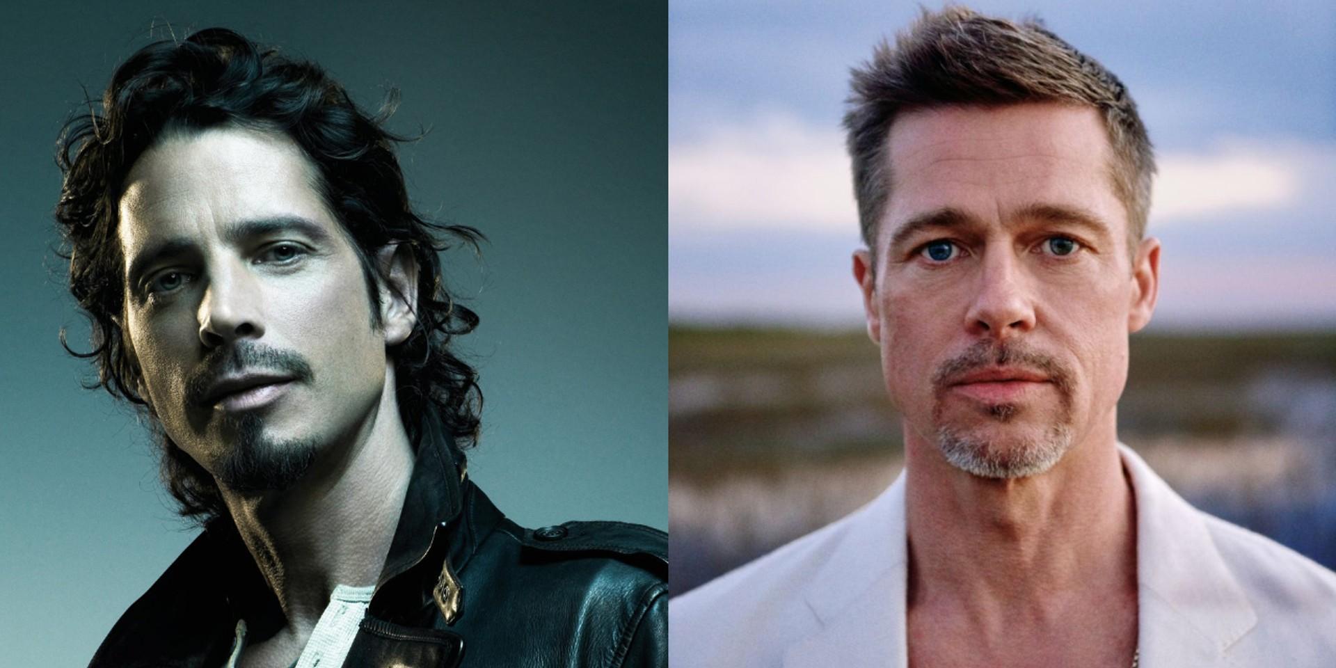 Brad Pitt begins work on Chris Cornell documentary