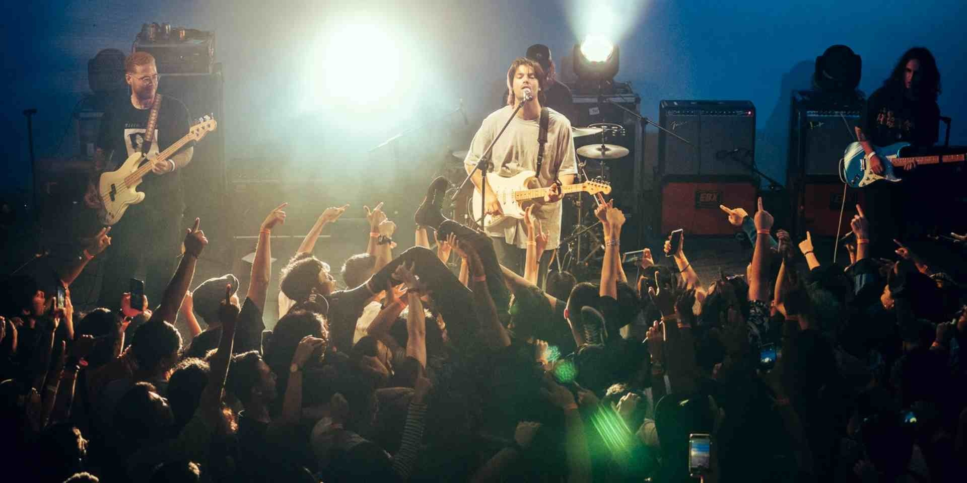 Turnover puts on an utterly mesmerising display at Singapore show – watch