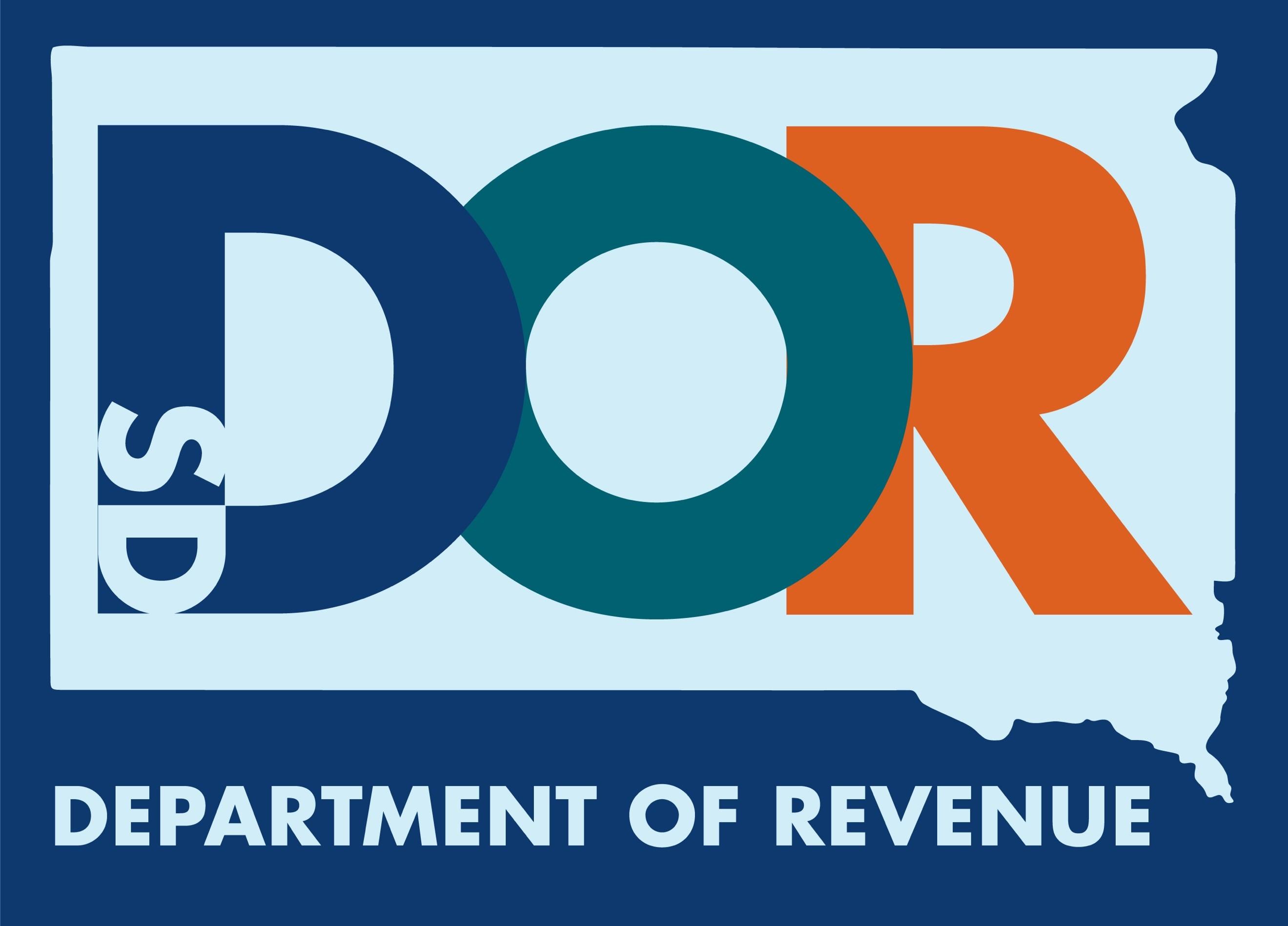 SOUTH DAKOTA DEPARTMENT OF REVENUE Division of Administration Performance & Data Innovation Team