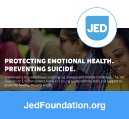 JED - Empowering Teens & Young Adults