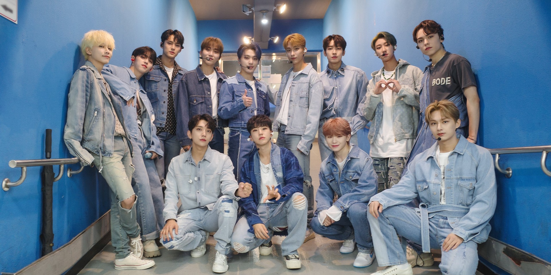SEVENTEEN celebrate with fans all over the world in fun-filled fanmeet 'SEVENTEEN in CARAT LAND'