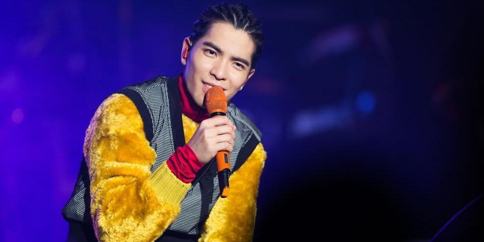 Jam Hsiao's 2020 World Tour Encore in Singapore has been cancelled