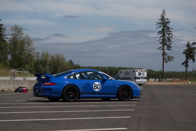 Photo from Porsche Club PNW Region HPDE
