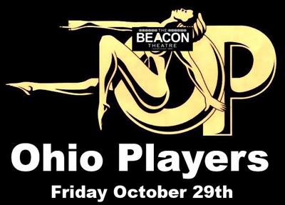 BT - Ohio Players - October 29, 2021, doors 6:30pm