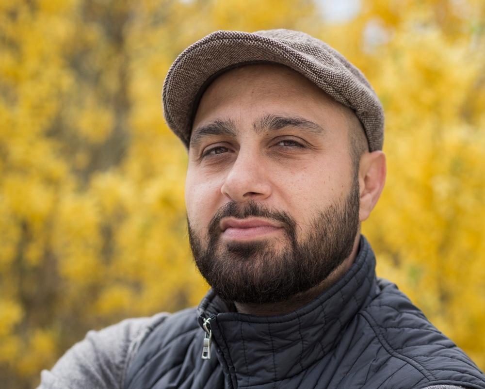 Nima Yousefi. Foto: Hobab