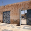 Doorway, Tomb and Synagogue, Al-Hammah, Tunisia, Chrystie Sherman, 7/13/16