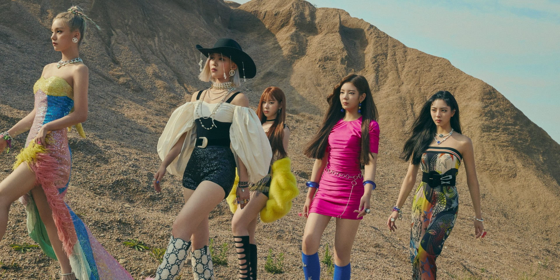 ITZY release new album featuring English versions of 'Not Shy,' 'Wannabe,' and more