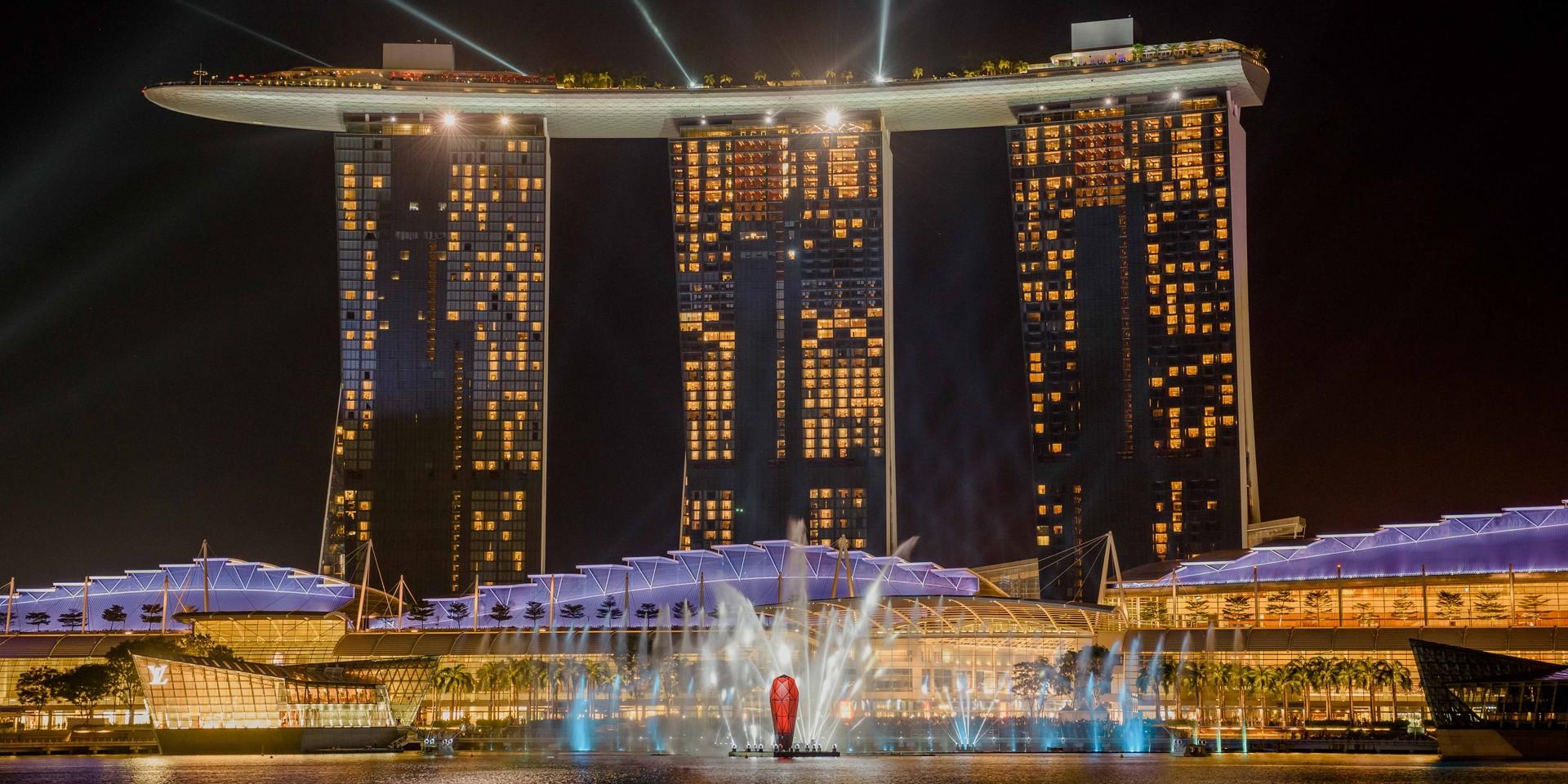 Marina Bay Sands announces unprecedented temporary closure