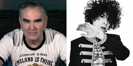 Morrissey shares Roy Orbison cover 'It's Over' featuring LP – listen