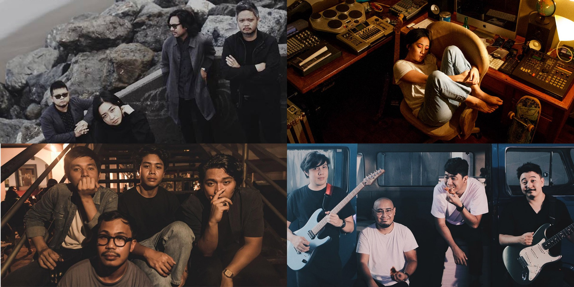 UDD, BP Valenzuela, She's Only Sixteen, AOUI, and more to perform at The Rest Is Noise 4th Anniversary