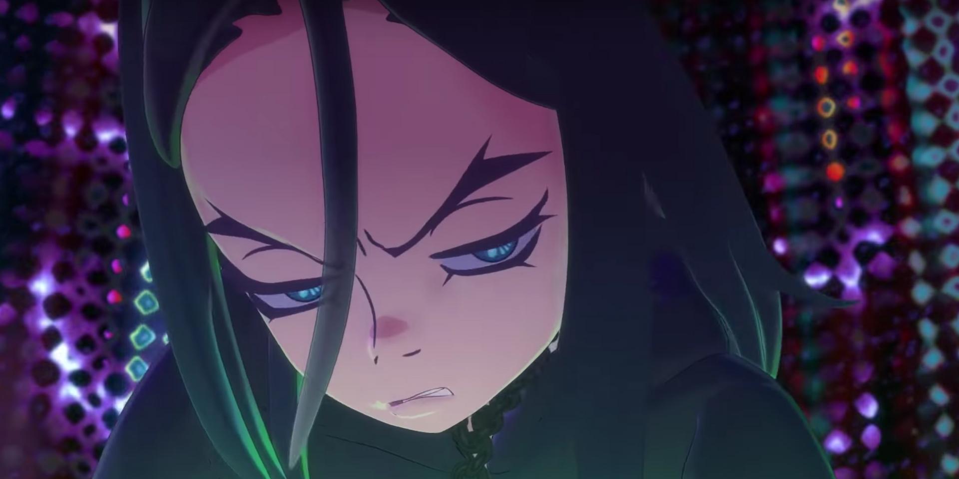 Billie Eilish releases new music video animated by Takashi Murakami