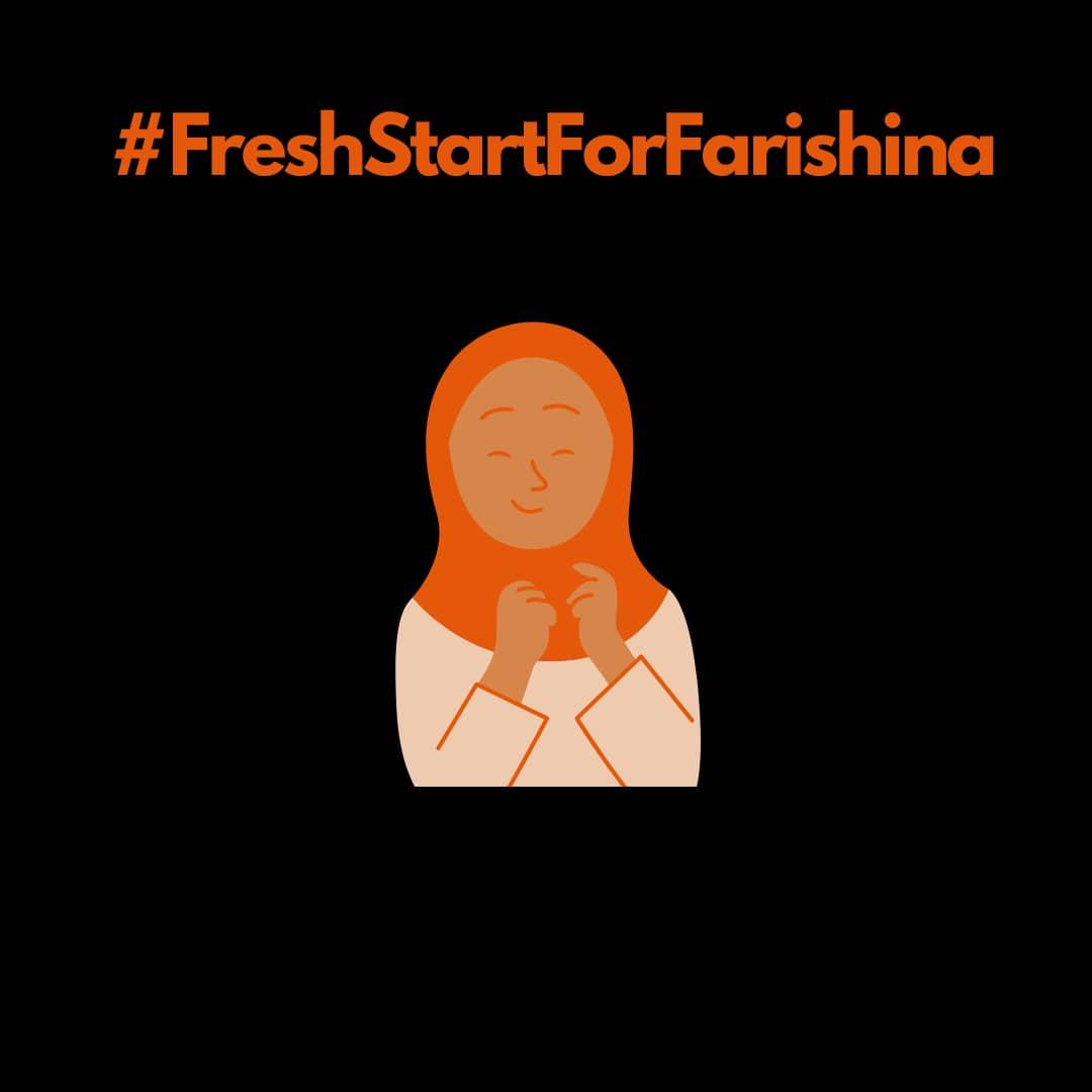 Fresh Start for Farishina