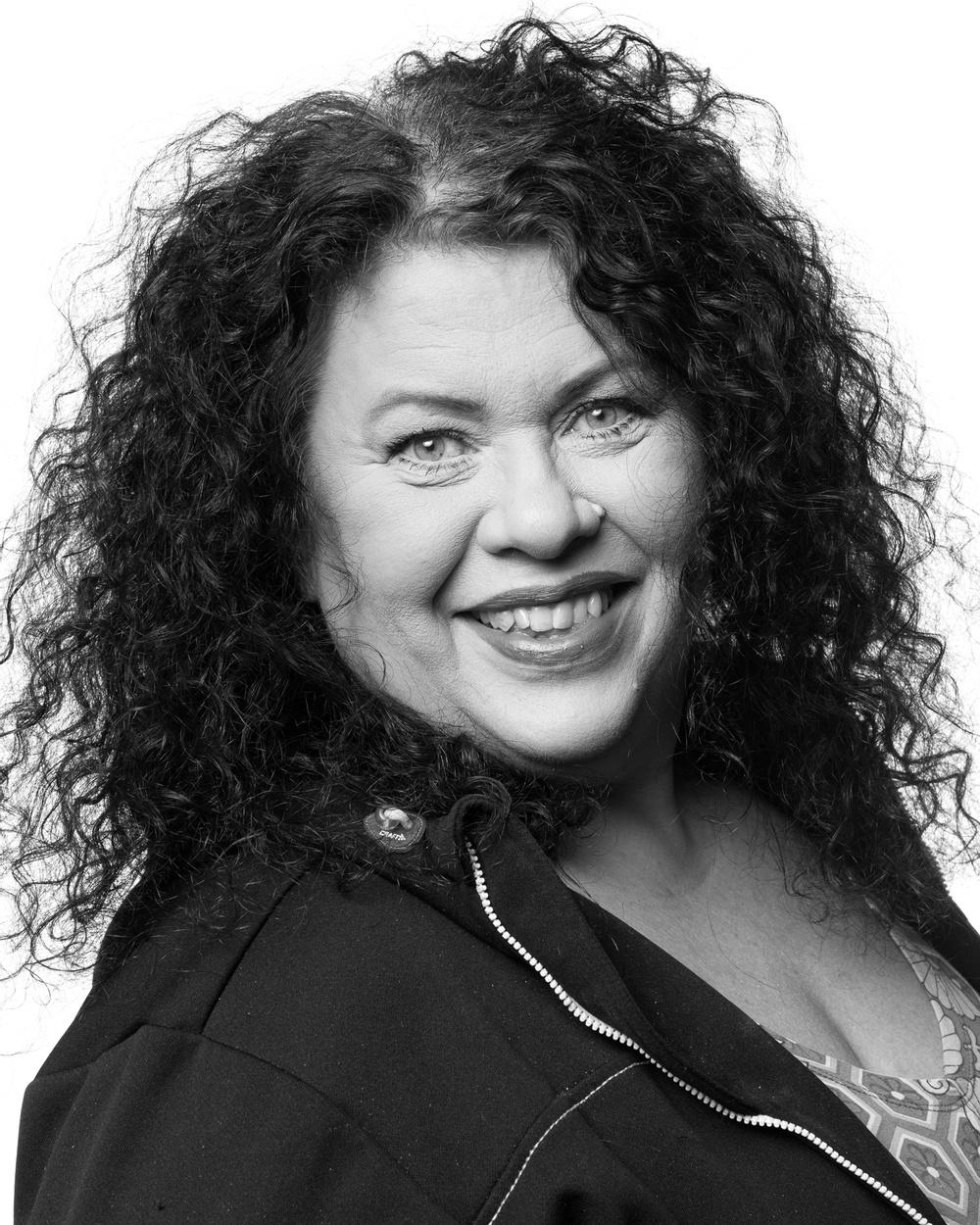 Maria Asserud, publikutvecklare och biljettansvarig. Foto: Patrick Degerman