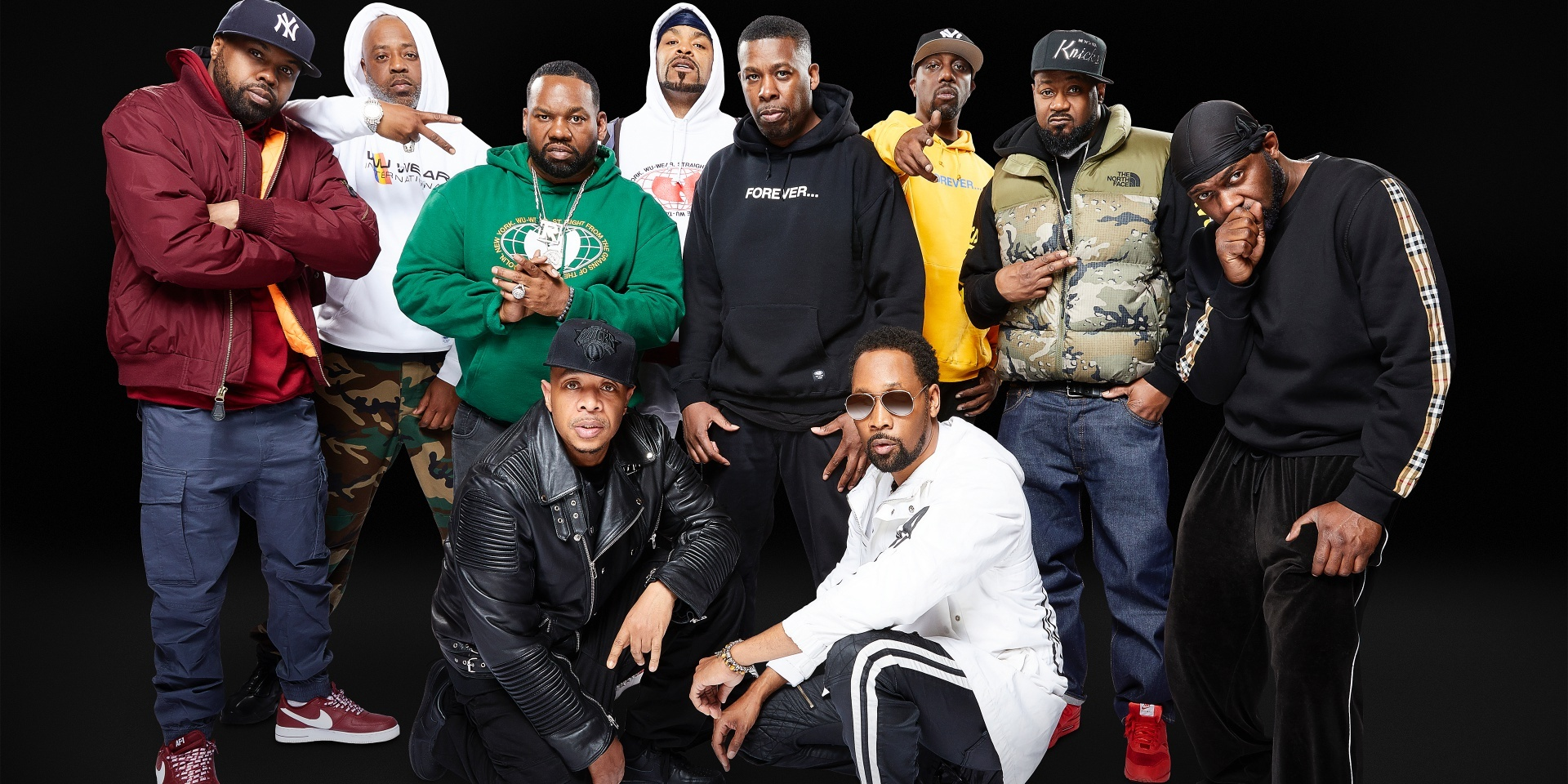 Wu-Tang Clan announces new EP inspired from documentary, Of Mics And Men